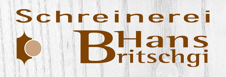 Schreinerei Hans Britschgi Logo