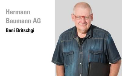 Hermann Baumann AG - Beni Britschgi