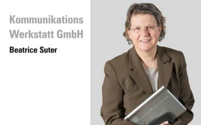 Kommunikations Werkstatt GmbH - Beatrice Suter