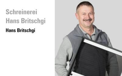 Schreinerei Hans Britschgi