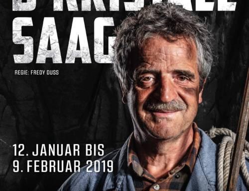 Schwander Theater von 12. Januar bis 9. Februar 2019