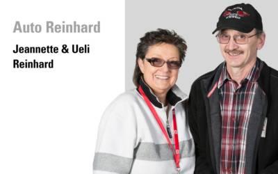 Auto Reinhard - Jeannette und Ueli Reinhard